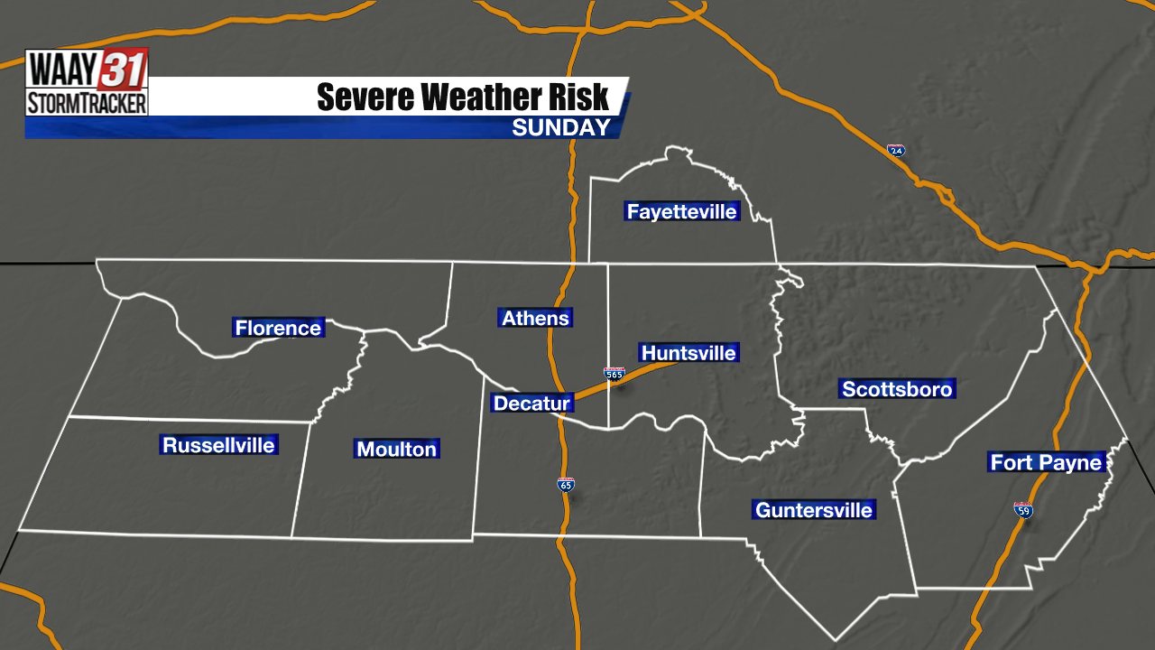 Severe Outlook Day 3